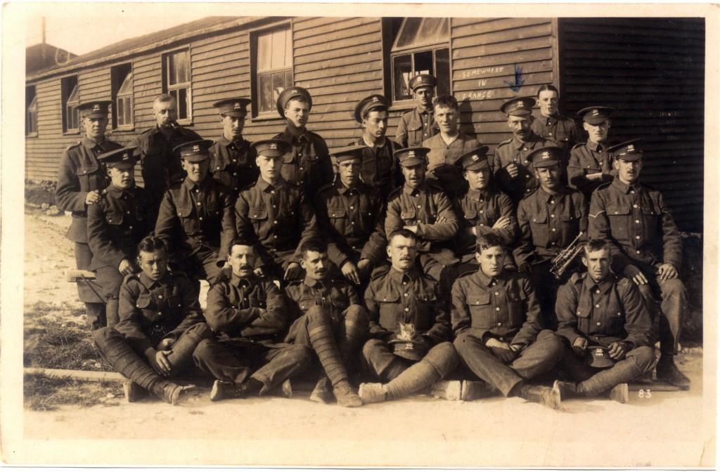 Buff's in France 1914 - 1918 - 2