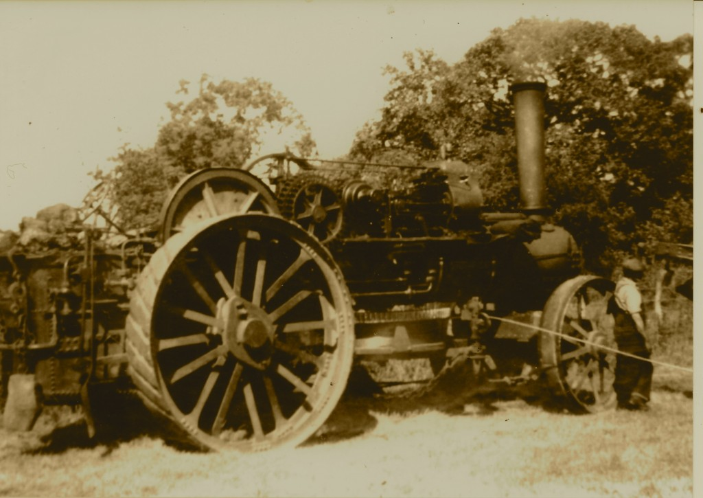 Holman Bros. Engine FN502