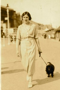 Mum with dog 3