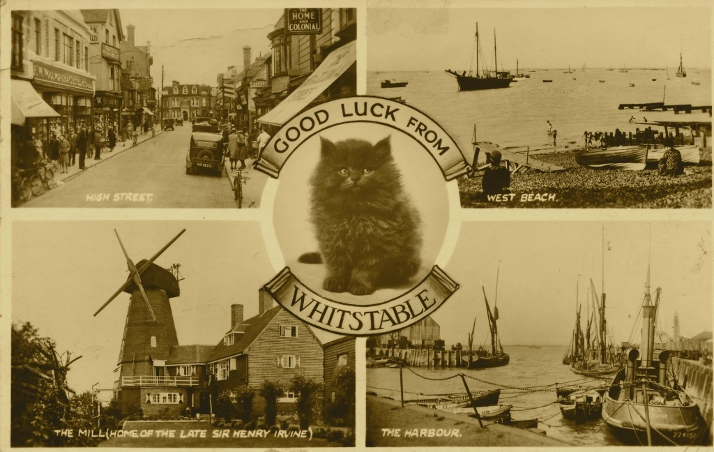 Whitstable 1955