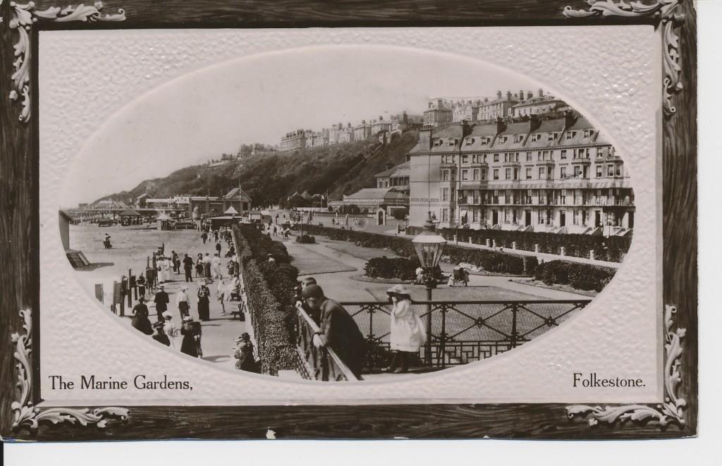 Folkestone - Marine Gardens 1911